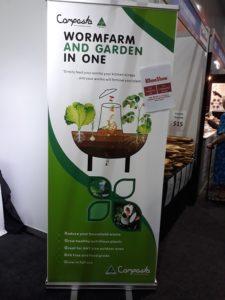 Wormfarm and garden in one Banner