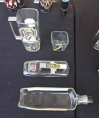 Recycling Glass Spirit Set